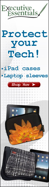 Protect Your Tech- ipad & laptop sleeves on SALE