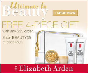 FREE Ultimate In Beauty Gift plus FREE Shipping wi