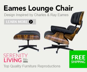 Eames Chair Serenity Living Stores