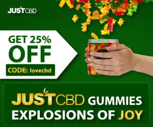 Shop Just CBD for high potency CBD products