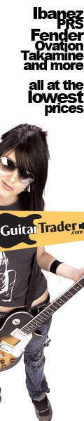 Find all the top brands at guitartrade.com