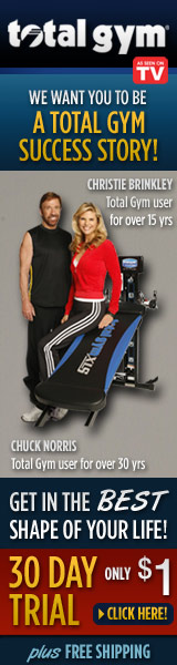Purchase a Total Gym today!