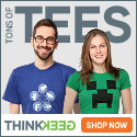 ThinkGeek T-Shirts