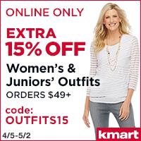 kmart fashions