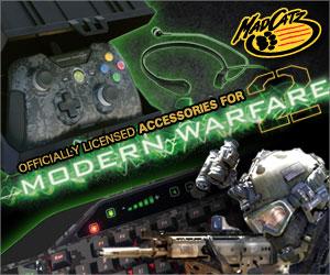 Modern Warfare 2 Accessories