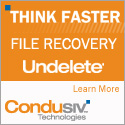 Protect your files with Undelete. Save $10
