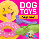 Shop All Dog Toys At BaxterBoo.com!