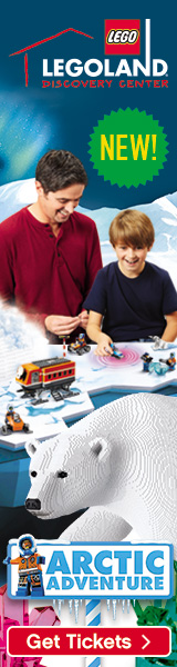 Arctic Adventure at LEGOLAND® Discovery Center Philadelphia