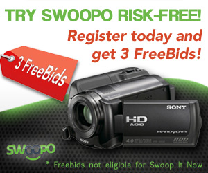Try Swoopo risk-free!