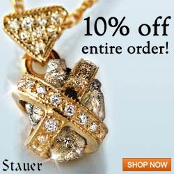 Take 10% off your entire order at Stauer.com. Use