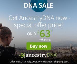 Ancestry DNA offer
