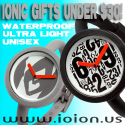 IoION watches