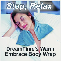 DreamTime's Warm Embrace Body Wrap
