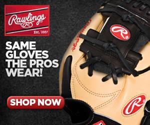 Rawlings Pro Gloves