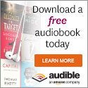 Three FREE Audiobooks RISK-FREE from Audible