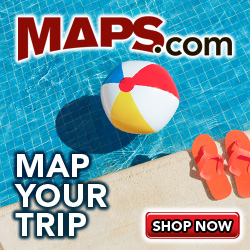 Maps.com - Wall Maps, Travel Maps, Travel Guides, Globes