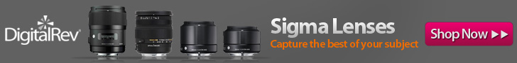 Wide Selection of Canon Lenses