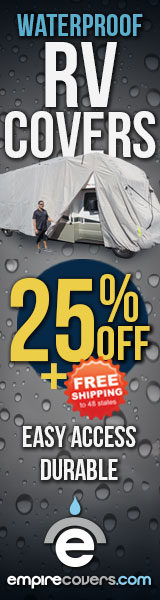 EmpireCovers 15% Off RV Covers