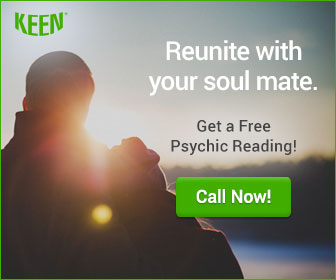 Reunite with your soul mate. Call 1-800-355-9142 to start a Psychic Reading. Get 3 minutes FREE!