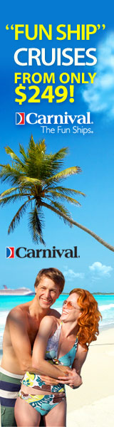 Carnival Cruise Lines Vacations!