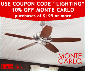 10% OFF Monte Carlo Purchases of $199 @ HomeClick