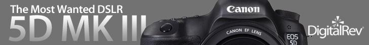 Canon 5D Mark III In stock