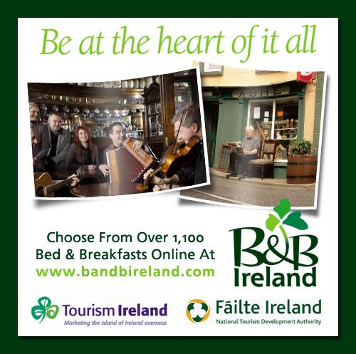 Book a B&B in Ireland