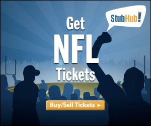 NFL Tickets on StubHub!