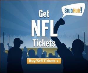 NFL Tickets on StubHub!