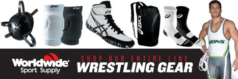 Shop Wrestling Gear at WWSPORT.com
