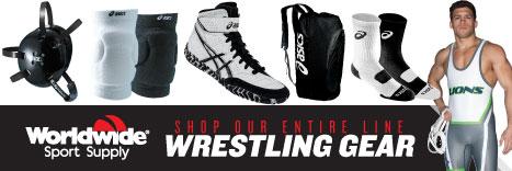 Shop Wrestling Gear at WWSPORT.com