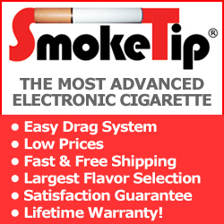 Smoketip Electronic Cigarette