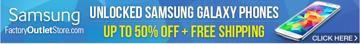 Unlocked Samsung Galaxy Phones