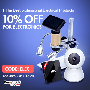 Extra 10% OFF For Electrical Products