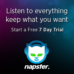 1.5 Million Songs Napster.com
