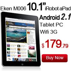 Eken M006 Android 2.1 aPad Wifi MID