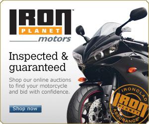 IronPlanet Motors Motorcycles