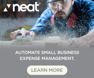 Image for Automate SMB Expense Management Grey 300x250