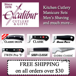 Huge Selection of Cutlery and Gifts