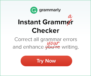 Grammarly - worlds best grammar checker