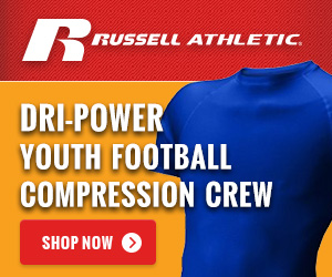 Russell Athletic youth compression