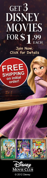 Get 4 Disney Movies for $1.99 Each, Free Shipping!