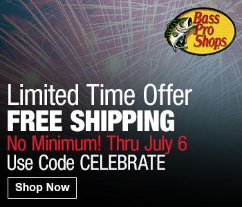 FREE Shipping at Basspro.com
