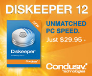 Slow PC? Speed it Up with Diskeeper 2011