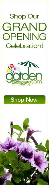 Garden.com Complete Makeover!