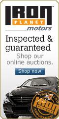 IronPlanet Motors Cars