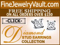 FineJewelryVault.com - Diamond Stud Earrings