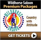 Wildhorse Premium Package Tickets