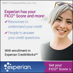250x250 - What's Your Credit Score?