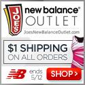 Shop Joe's New Balance Outlet's Spring Sale